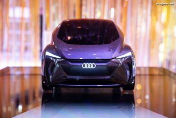 CES 2020 - Audi dévoile l'éclairage du futur