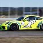 Le Prince Carl Philip de Suède participera à la Porsche Carrera Cup Scandinavia 2020