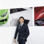 Un nouveau directeur commercial au sein d'Automobili Lamborghini