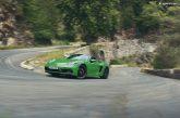 Porsche 718 GTS 4.0 avec le moteur des 718 Spyder et 718 Cayman GT4
