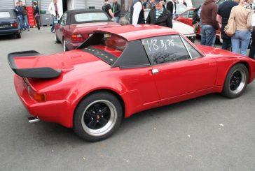 Porsche 914 V8 Targa de 1975 - Un modèle unique à moteur Chevrolet
