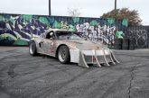 Porsche Boxster Mad Max : prête pour l'apocalypse