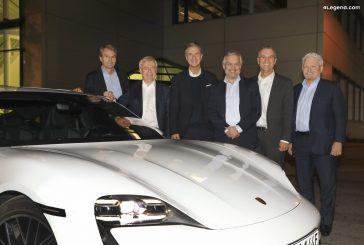 Porsche crée une joint-venture pour produire des petites séries de véhicules