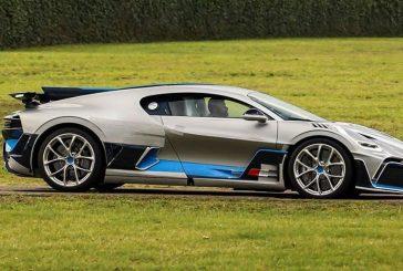 Démarrage de la production des Bugatti Divo