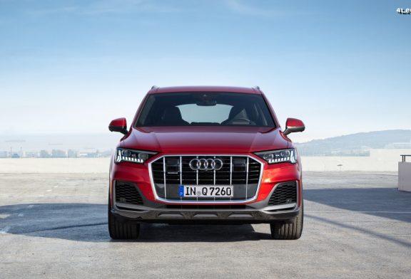 Rappel de près de 8 900 Audi Q7 / SQ7 suite à un risque d'incendie