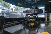Un simulateur de course high-tech pour les pilotes Porsche en Formule E