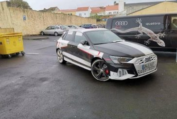Voici la nouvelle Audi S3 Sportback : un mini RS 6 Avant de 333 ch
