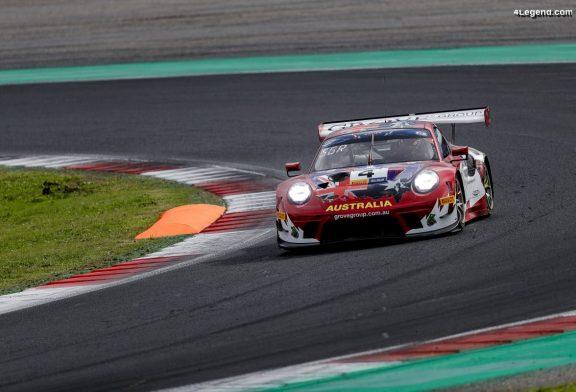 12H Bathurst 2020 - Cinq Porsche 911 GT3 R engagées