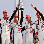 24H Daytona 2020 – Podiums pour Audi Sport