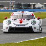 24H Daytona 2020 – Les Porsche 911 en tête de grille en GTLM et en GTD