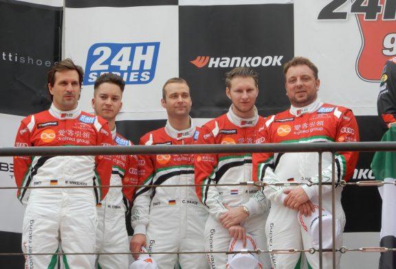 24H de Dubaï 2020 - Deux podiums et une victoire de catégorie pour Audi Sport