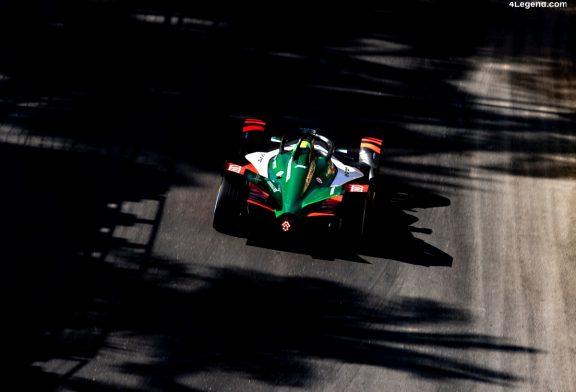 Formule E - Audi se prépare à la première course de 2020 à Santiago