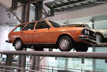 Audi Fox Wagon - Le break 80 B1 réservé pour les USA