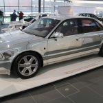 Audi ASF concept V8 TDI de 1993 – Présentation de l'Audi Space Frame