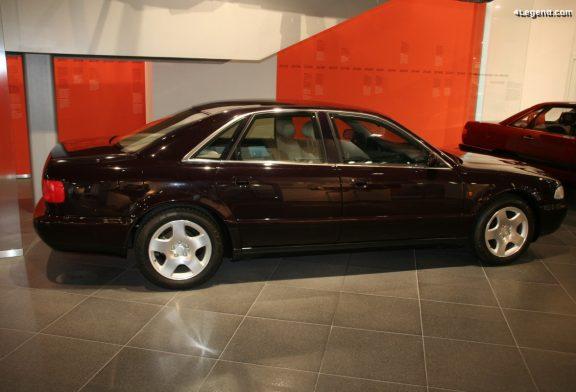 Audi ASF concept W12 de 1993 - Un second concept car ASF à moteur W12 et avec le quattro