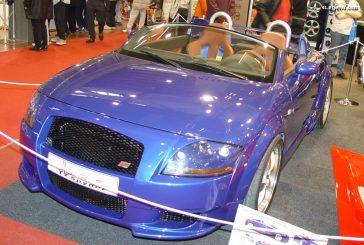 Audi TT Spyder de 2003 par Hofele-Design