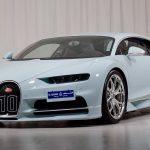 Bugatti Chiron «Vainqueur de Coeur» de 2018 – Un modèle one-off
