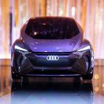 CES 2020 – Audi dévoile l'éclairage du futur