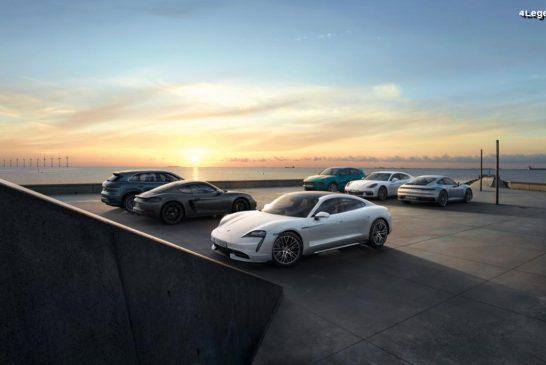 Porsche a augmenté de 10% ses livraisons de voitures neuves en 2019