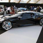 FAI 2020 – Bugatti La Voiture Noire exposée à Paris