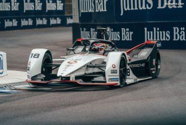 Formule E - Mauvaise course pour Porsche au Chili