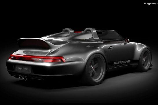 Porsche 911 Speedster type 993 par Gunther Werks