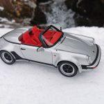 Miniature 1:18 – Porsche 911 Speedster 3.2 Turbo look de 1989 par GT Spirit