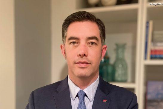 Cedric Davy, nouveau directeur des opérations de Bugatti of the Americas