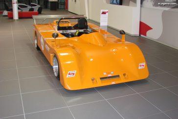 NSU Brixner Spyder - Une voiture de course à moteur NSU des années 1970