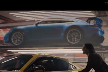 Voici la nouvelle Porsche 911 GT3 type 992 2020 dévoilée subtilement