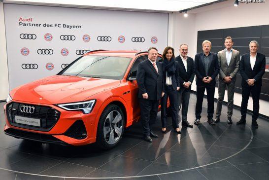 Audi et le FC Bayern prolongent leur partenariat jusqu'en 2029