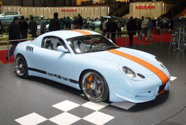 Stola GTS - Une Porsche Boxster de 480 ch produite à 3 exemplaires