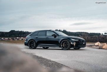 ABT Audi RS 6 Avant C8 : 700 ch et 880 Nm