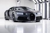 Bugatti Chiron Sport 'Edition Noire Sportive' : la 250ème Chiron fabriquée