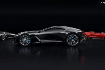 Bugatti Veyron Barchetta, Bugatti W16, Bugatti Atantic : Trois concept cars de 2015 qui n'ont jamais vu le jour
