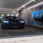 Bugatti ouvre une concession à Paris