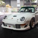 DMC RS 993 4.0 – 400 ch & une carrosserie en carbone pour la Porsche 993
