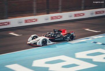 Formula E - André Lotterer marque des points importants pour Porsche à Marrakech