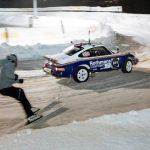 GP Ice Race 2020 – Un show automobile sur glace sur les terres de Porsche