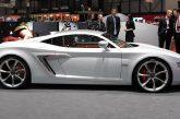 Hispano Suiza Gran Tursimo Coupé de 2010 - Un showcar de 750 ch sur base d'Audi R8 V10