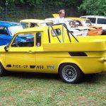 NSU TT Pick-up de 1967 : une conversion unique