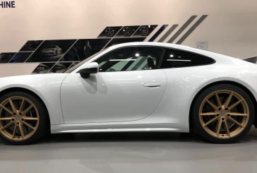 Packs SportDesign & Aerokit par Porsche Exclusive Manufaktur pour la 911 type 992