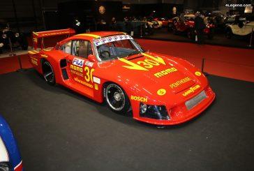Porsche 935/78-81 Moby Dick de 1981 - 2 exemplaires construits