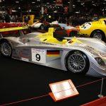 Rétromobile 2020 – Audi R8 LMP 900 #405 : 2ème aux 24 Heures du Mans 2000