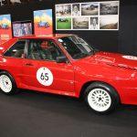 Rétromobile 2020 – Audi Sport quattro rouge Tornado de 1985