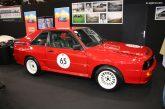 Rétromobile 2020 - Audi Sport quattro rouge Tornado de 1985