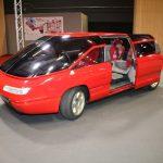 Retromobile 2020 – Bertone Genesis de 1988 à moteur V12 Lamborghini