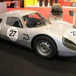 Rétromobile 2020 – Porsche 904/8 de 1964 – 3 exemplaires produits
