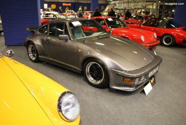 Rétromobile 2020 - Porsche 911 Turbo Slant Nose de 1982