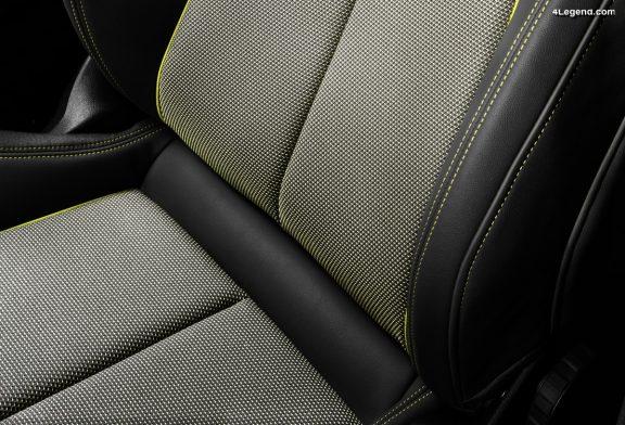 Des revêtements de sièges fabriqués à base de PET pour la nouvelle Audi A3